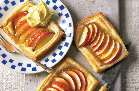 Crisp, sweet apples are wonderful whether baked into a pie, blitzed into a juice, or sliced into a salad, and our selection of apple recipes has it all