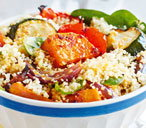 (t)harissa veg couscous One Mag March TESCO