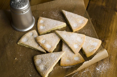 vanilla shortbread HERO