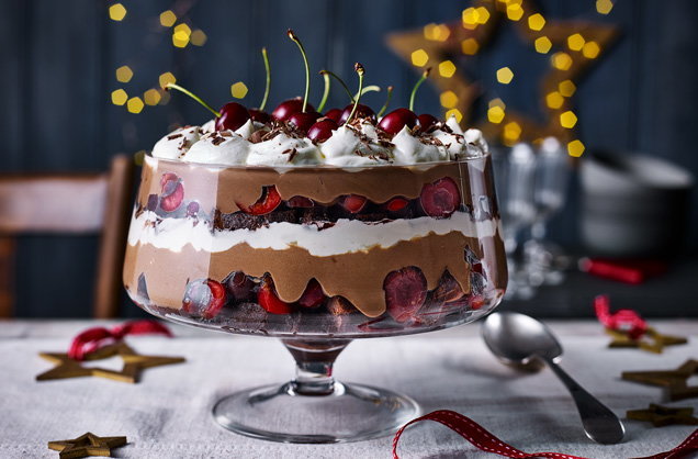 BLACK FOREST TRIFLE FINAL