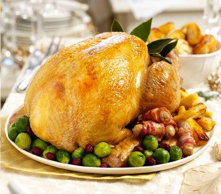 bronze turkey cooking times