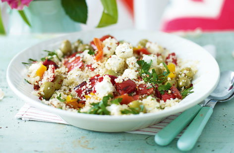 Couscous salad HERO