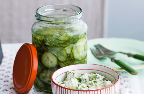 Cucumber Pickle(h)