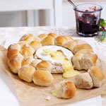 Finest Camembert Sharing Bread 570g, £4 resize