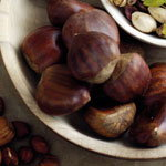Nuts chestnuts