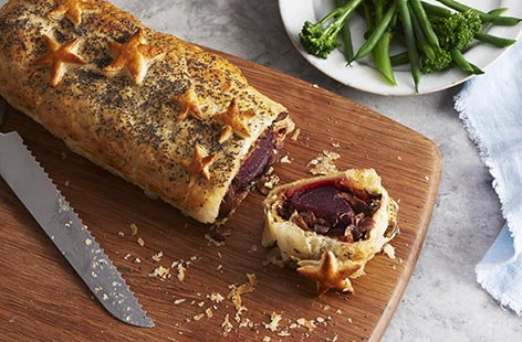 RFO Beetroot Wellington step by step 07 Christmas17 472x310