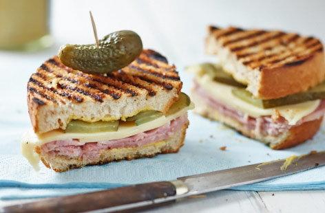 Leftover Ham Nachos Recipe