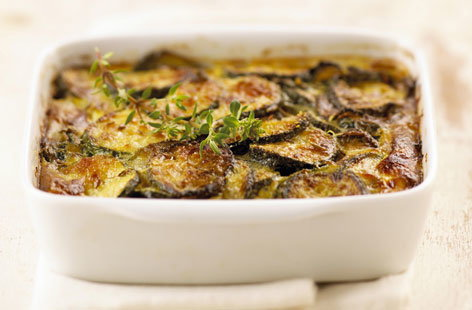 093607 courgette caraway bake HERO
