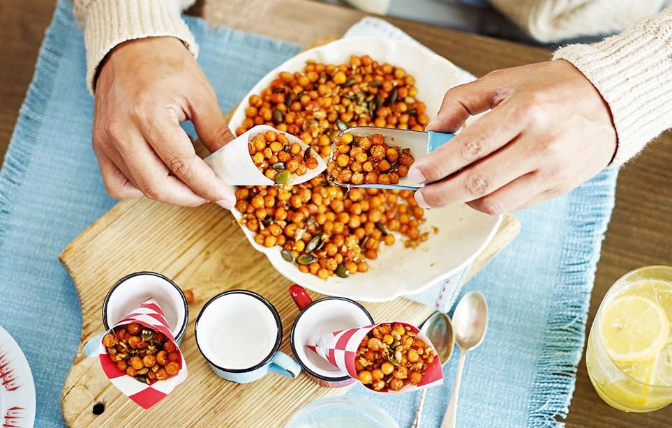 Tesco Real Food Healthy Snacks For Kids