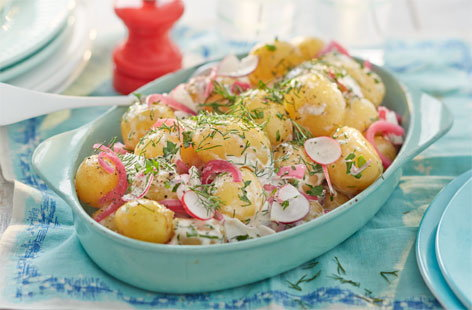1 Scandi Potato SALAD (H)