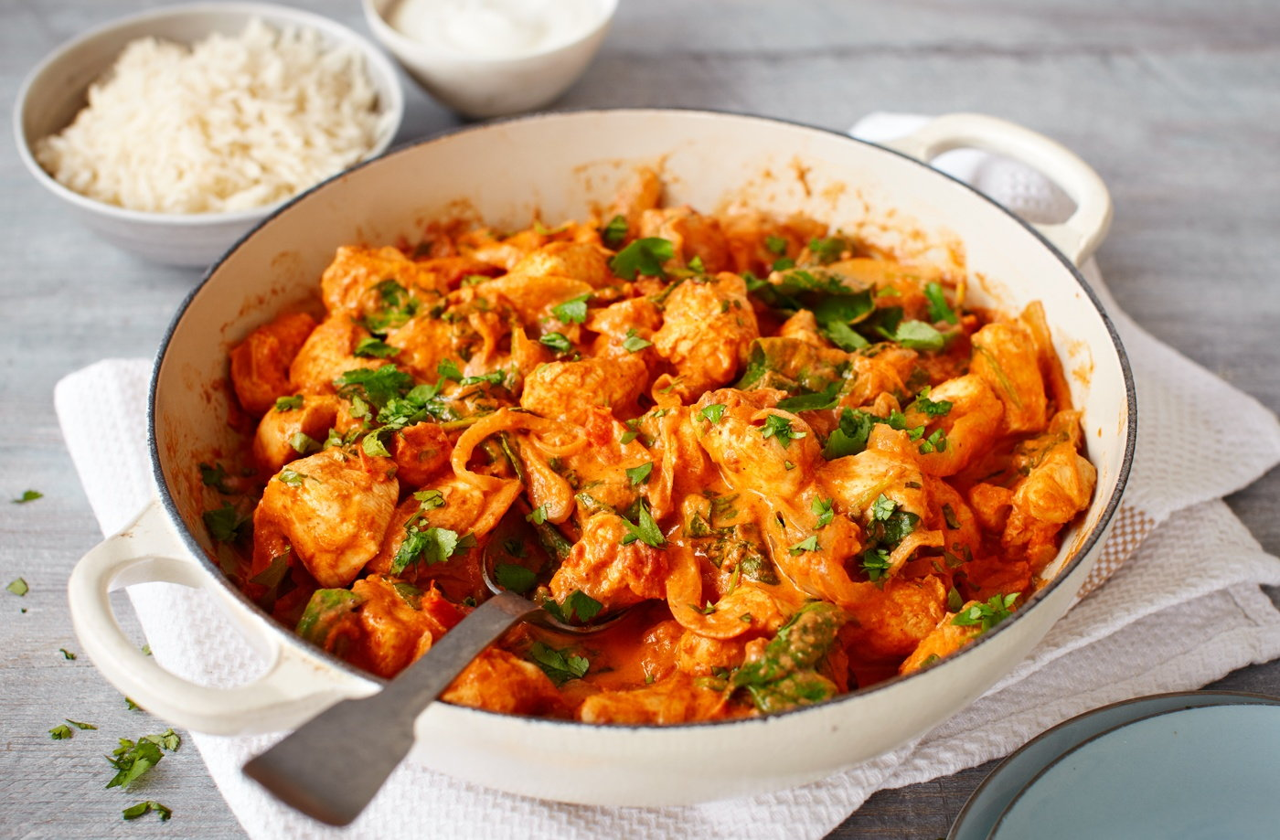 Chicken tikka masala indian recipes tesco real food forumfinder Images