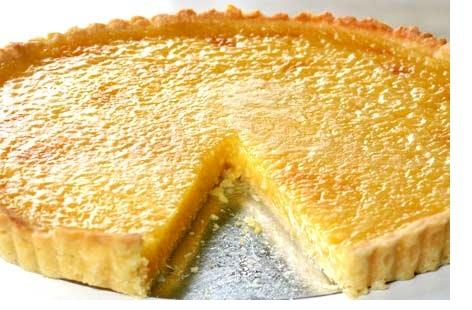 Easy Peasy Lemon Tart
