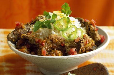 Burma beef curry | Tesco Real Food
