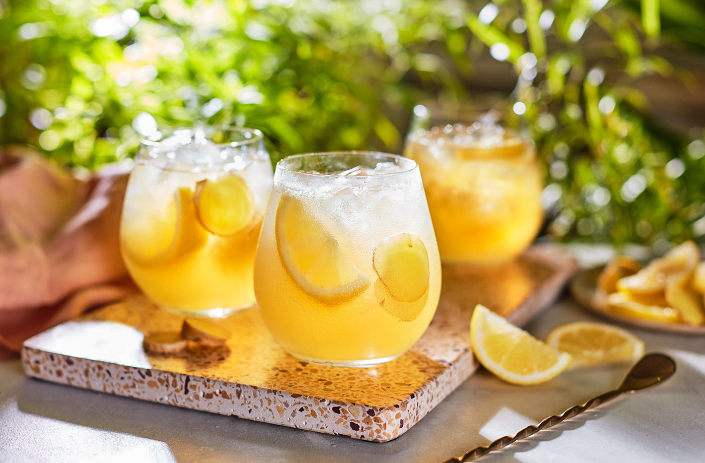 Ginger beertail recipe