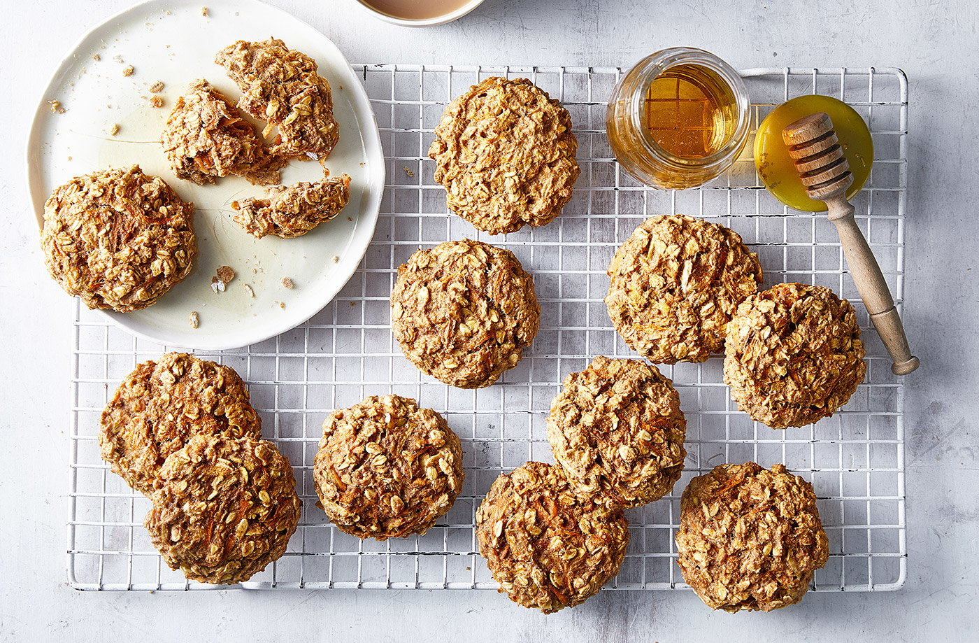 Make-ahead breakfast cookies recipe