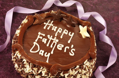 Fathers Day chocolate cake Tesco Real Food