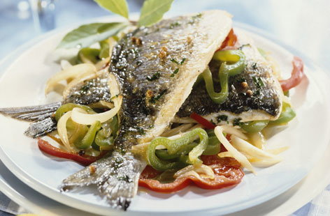 145755 greek style sea bream HERO