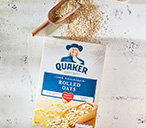 Quaker OatsGoodness you can taste
