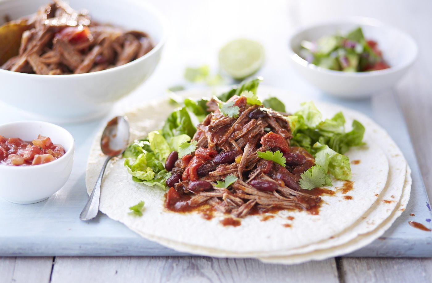 Brisket chilli con carne recipe