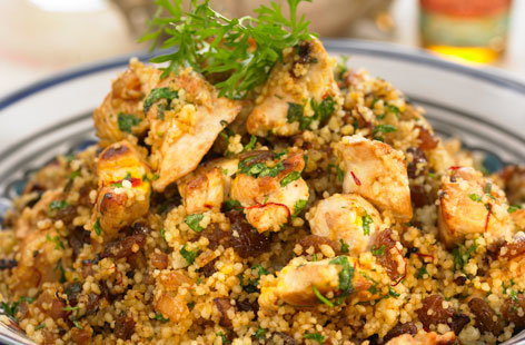 155444 chicken raisin couscous THUMB