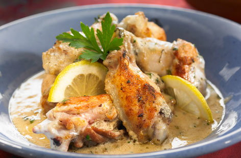 155470 baked chicken with yoghurt and lemon HERO