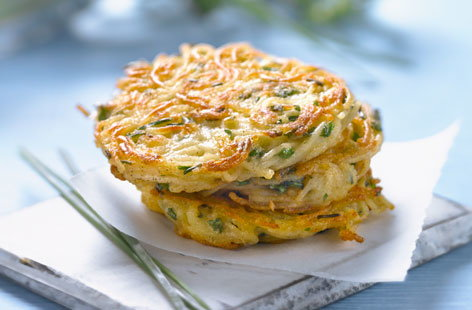 162802 vermicelli and chive rostis HERO