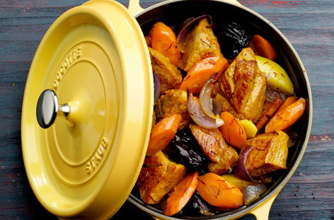 164049 pork, prune and carrot casserole THUMB