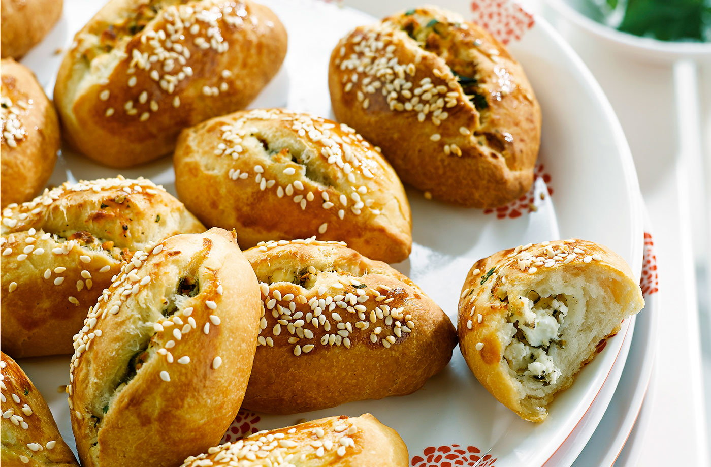 Pirojki – Turkish bread