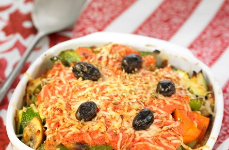Andalusian lentil and courgette bake tesco real food for Andalusian cuisine