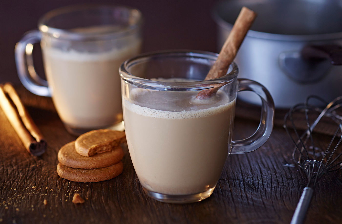 Gingerbread lattes recipe