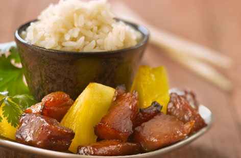179581 sweet and sour pork with pineapple HERO