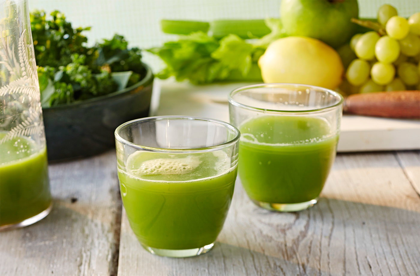 The green zinger recipe