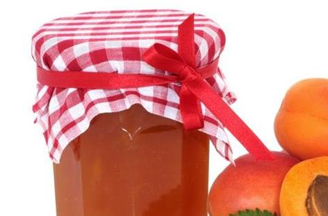 Apricot and Amaretto Conserve