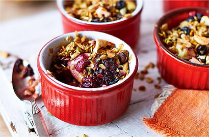 Kick start your day with our healthy breakfast recipes