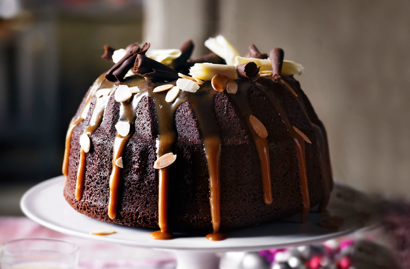Chocolate Cake Recipe Uk Tesco: Chocolate Bundt Cake