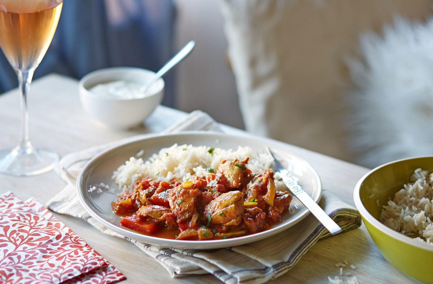 Chicken Jalfrezi Recipe Dinner Recipes Tesco Real Food