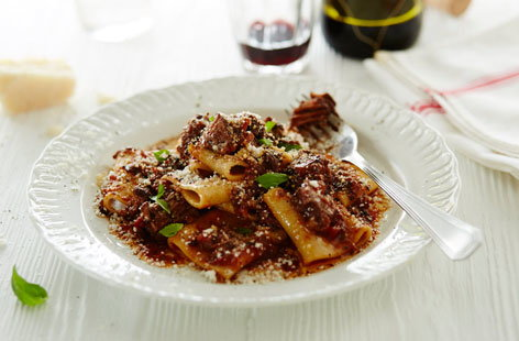 This Italian favourite is a fantastic alternative to the traditional Bolognese sauce