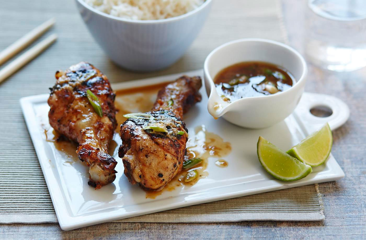 Lime and pepper chicken recipe