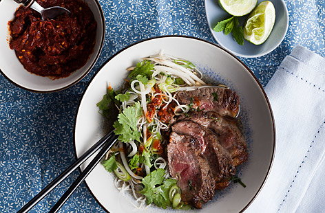 Vietnamese beef pho | Tesco Real Food