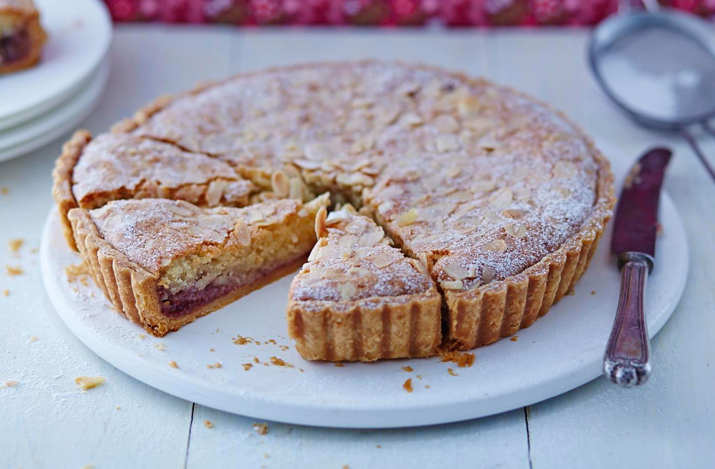 Bakewell tart | Tesco Real Food