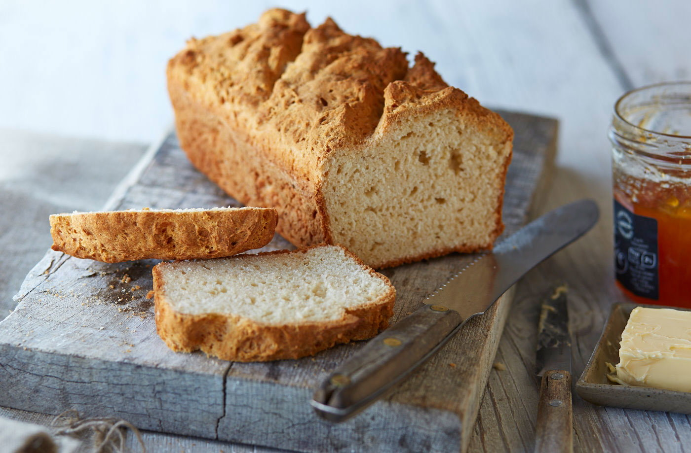 How to make gluten-free bread