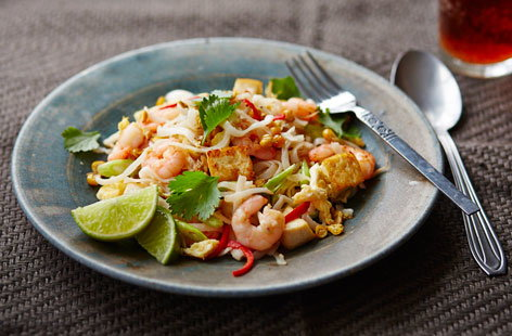 Enjoy the taste of Thailand with this tasty homemade gluten-free Pad Thai