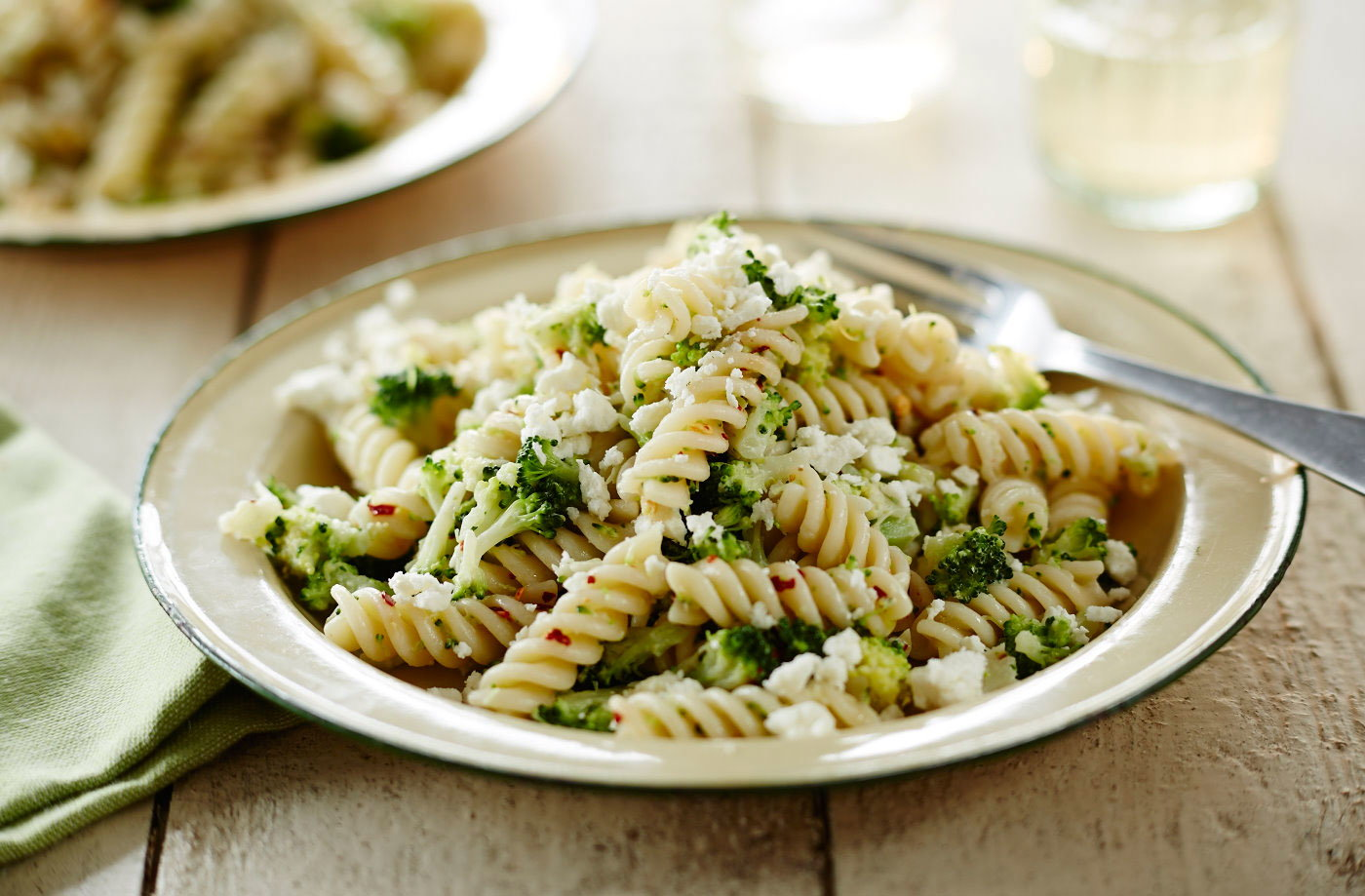 Image result for Spicy Broccoli and Cheese Pasta Recipe