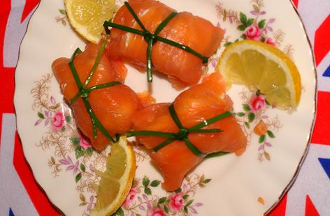 Smoked Salmon Jubilee Parcels