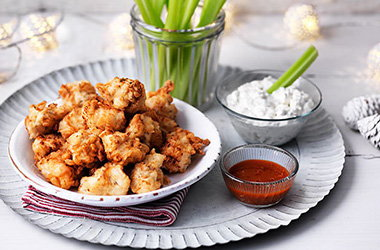 Fried chicken popcorn
