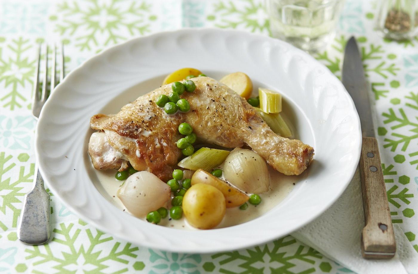 Spring Chicken Legs Tesco Real Food