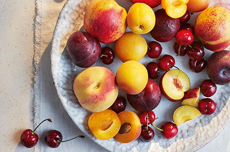 Seven ways to use up leftover stone fruit