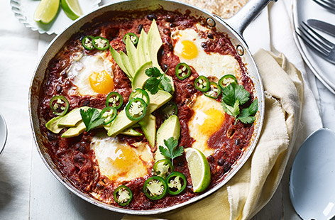 Rescue this undersed bean from the back of the cupboard and rustle up wonderfully hearty recipes with our great black bean recipes.