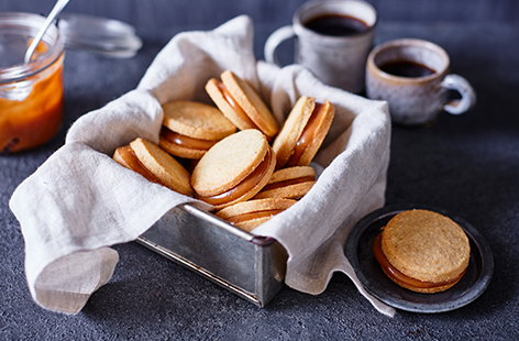 Whether classic, zesty or with a hint of spice, check out our easy buttery shortbread recipes.