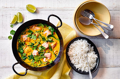 From creamy curries to dairy-free dinners, these coconut milk recipes show why coconut milk is an essential ingredient for your storecupboard.